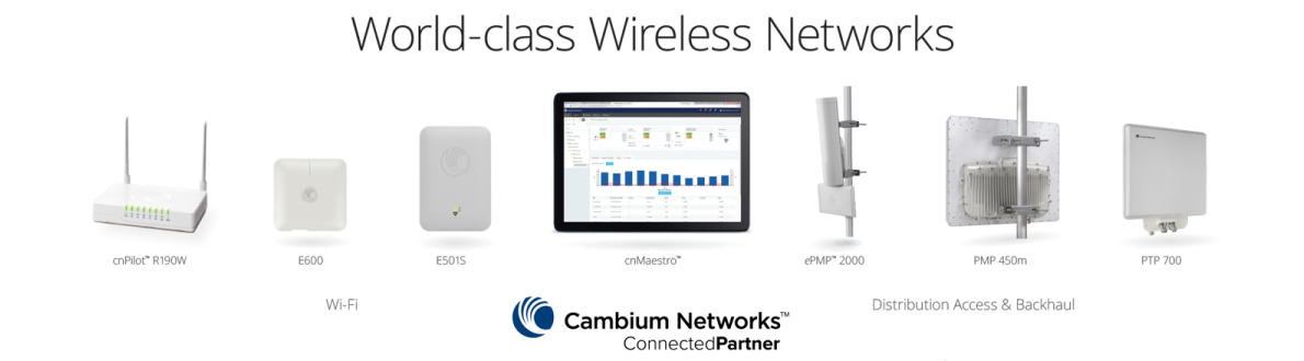 Cambium Connected Partner