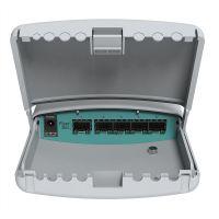 MikroTik FiberBox, 400MHz, 128MB, 5xSFP, PoE in, L5