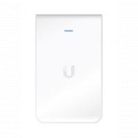 Ubiquiti UniFi UAP-AC In-wall, UAP-AC-IW, 1dBi, 20dBm, 300Mbps 2X2 @ 2.4GHz & 2dBi, 20dBm, 867Mbps, 2x2 @ 5GHz, 3xGigabit, 100m