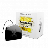 FIBARO Relay Switch 2x1,5kW
