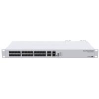 MikroTik CRS326-24S+2Q+RM, 650MHz, 64MB, 24xSFP+, 2QSFP+, L5
