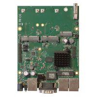 MikroTik RBM33G, Dual-Core 880MHz, 256MB, 3xGigabit, 2x miniPCIe, 2xSIM card slot, L4