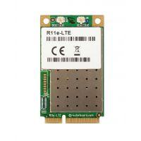 MikroTik R11e-LTE, mini-PCIe 4G/LTE