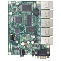 MikroTik Routerboard 450 (MiniRouter Level 5)