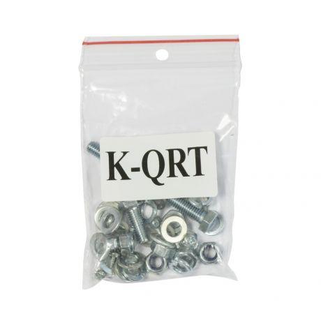 MikroTik Routerboard K-QRT screw kit
