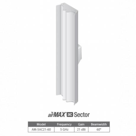 Ubiquiti airMAX® ac Sector Antenna AM-5AC21-60