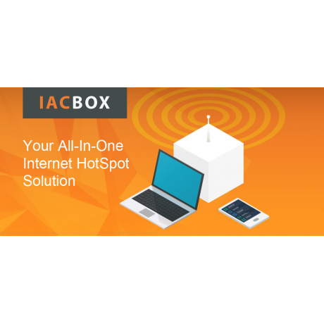 Internet Access Control - All in One BOX