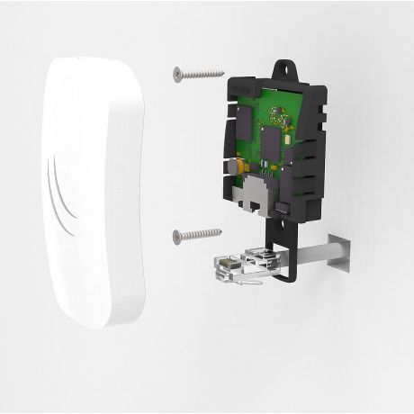 MikroTik Routerboard cAP lite, 1xEthernet 10/100 , 1xWireless 802.11b/g/n , 802.3af/at supported, 650MHz, 64MB RAM, Level4
