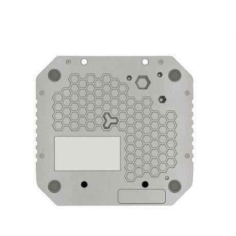 MikroTik RBLtAP-2HnD&R11e-LTE, LtAP LTE kit, 2.5dBi, 26dBm 2x2, Dual Core 880MHz, 128MB, 2G/3G/4G/LTE, 2x miniPCI-e, 1xGigabit, 3x SIM, L4