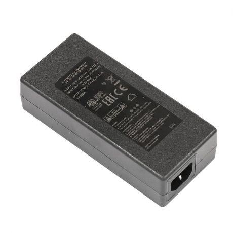 MikroTik 48V2A96W, 48v 2A 96W power supply with plug