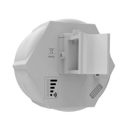 MikroTik RBSXTR&R11e-LTE, SXT LTE kit, 9dBi 60 degree antenna, 650Mhz, 64MB, 2G/3G/4G/LTE, 2x Ethernet ports (one with PoE out), two SIM, L3