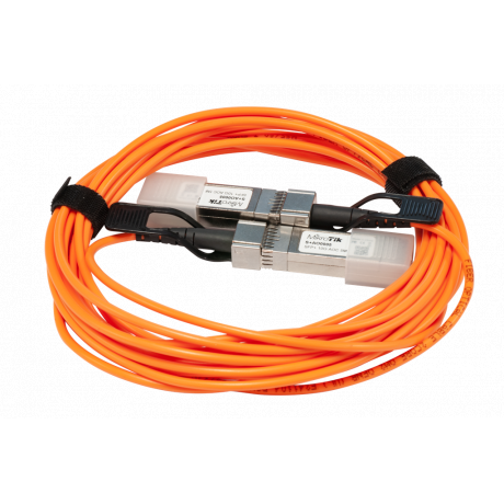 MikroTik S+AO0005, active SFP+ 5m direct attach cable
