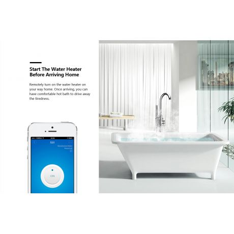 Sonoff S20 Smart Timer Socket Switch APP Control Smart Wifi Home Auto